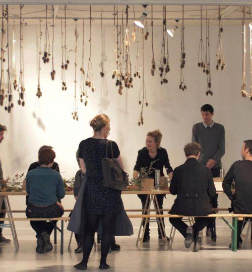 Picnic by night special dinner reception fernisering middag kunstnerisk catering mad ud af huset